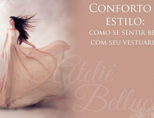 Conforto e estilo: como se sentir bem com seu vestuário
